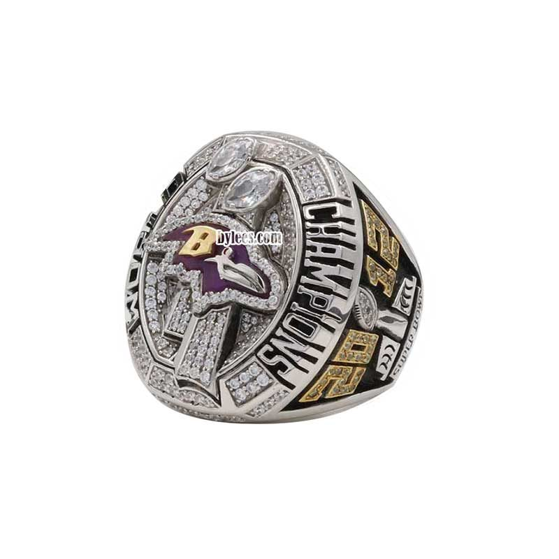 2012 ravens super bowl ring