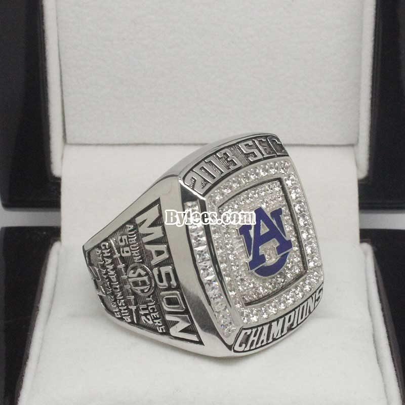 Auburn 2013 SEC Championship Ring