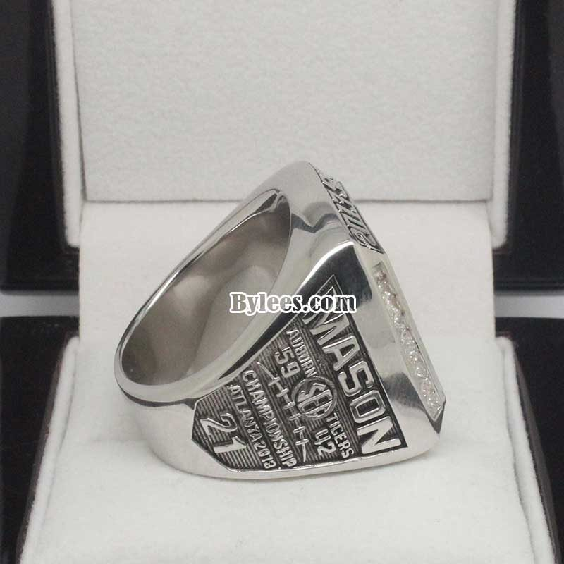 2013 UA SEC Championship Ring