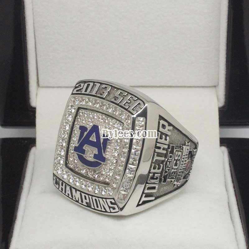 2013 Auburn Tigers SEC Championship Ring