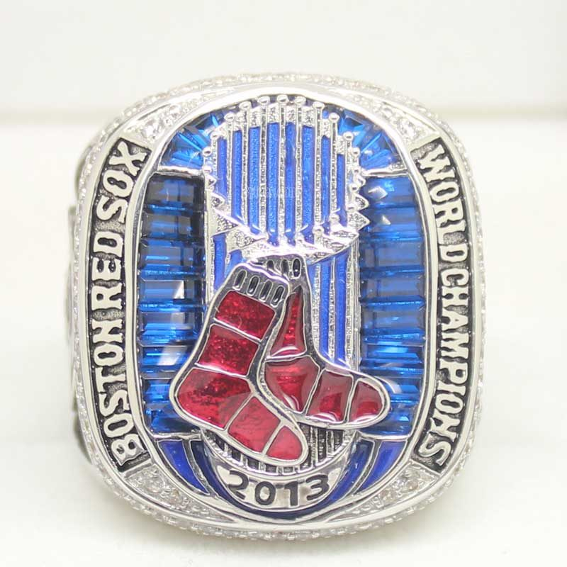boston red sox ring 2013 (old version)