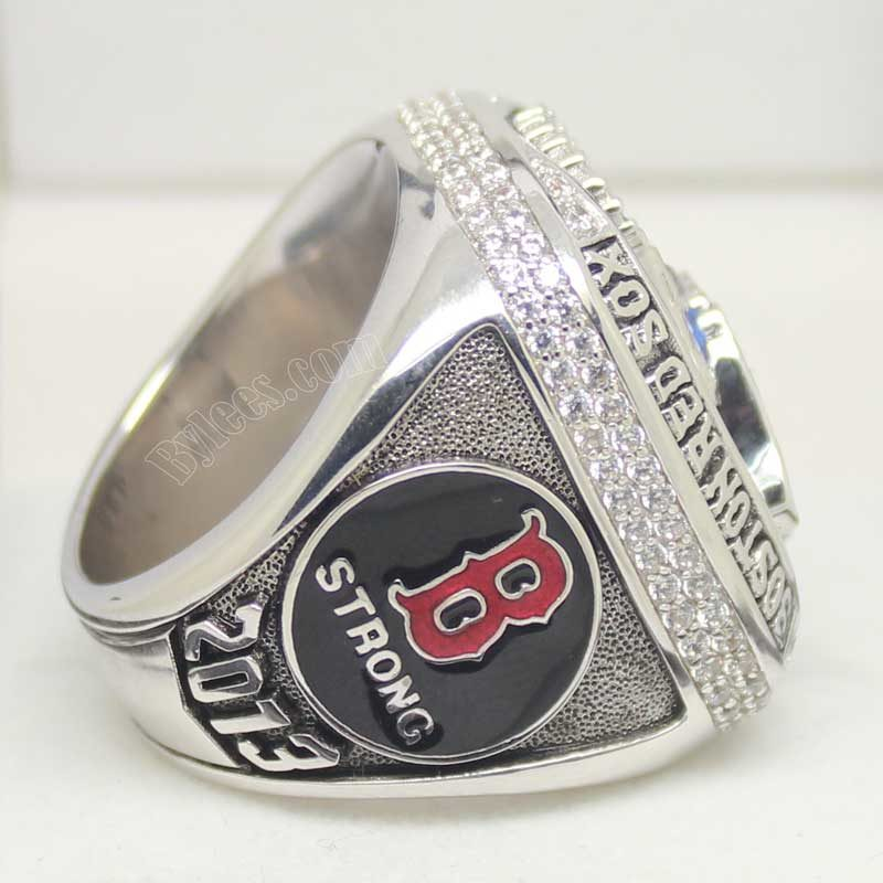2013 Boston Red Sox World Series Championship Ring (9)