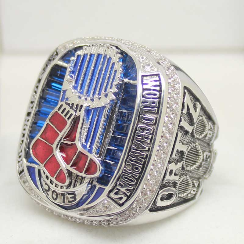 2013 Boston Red Sox World Series Championship Ring (7)
