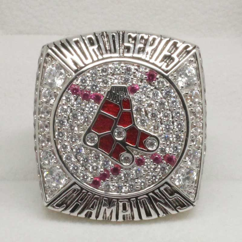 2013 Boston Red Sox World Series Fan Championship Ring (bylees design 1)