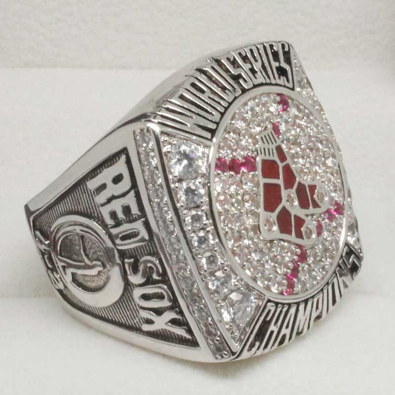 red sox fan rings (2013 red sox world series champions , designed by bylees)