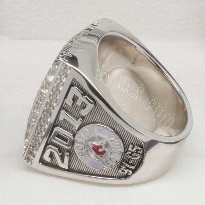 2013 Boston Red Sox World Series Championship Ring (bylees design right side)