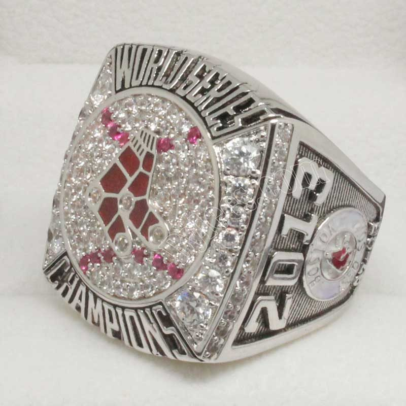 2013 Boston Red Sox World Series Championship Ring (bylees design 5)