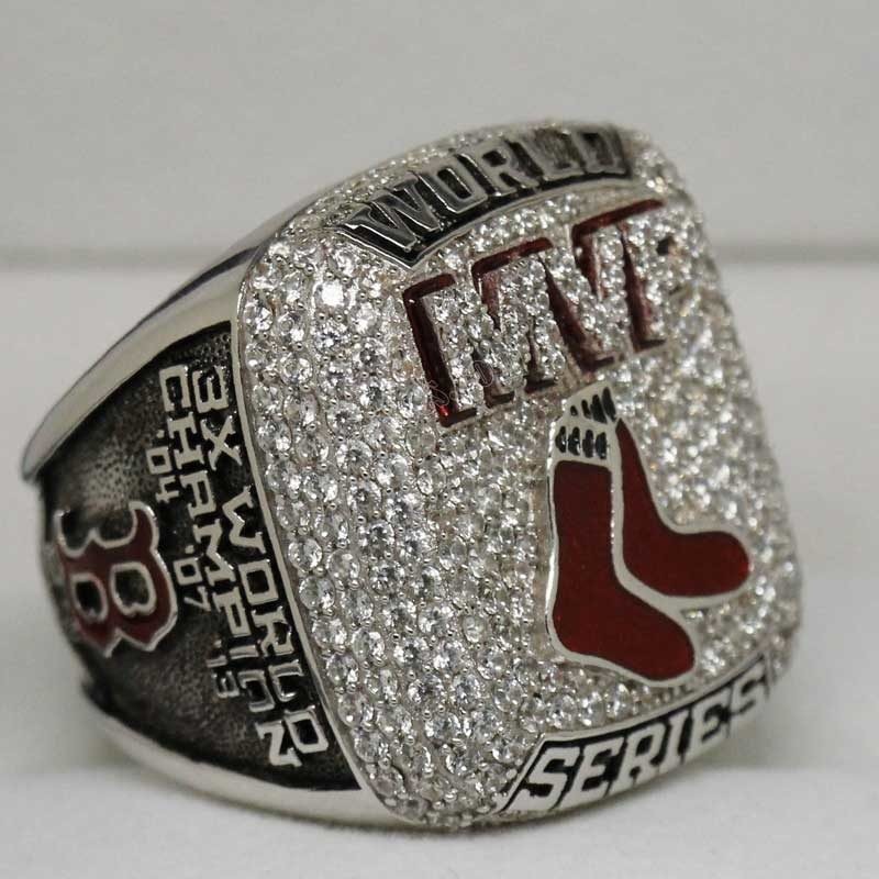 david ortiz world series rings