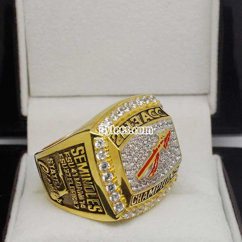 2013 Florida State ACC National Championship Ring