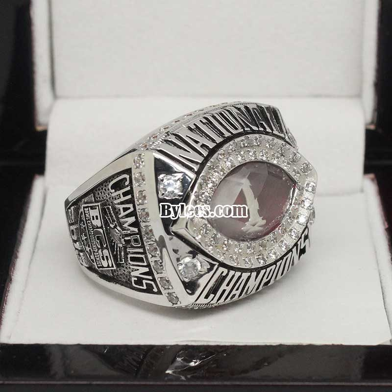 2013 Florida State BCS National Championship Ring