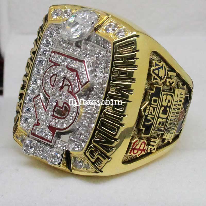 2013 Florida State National Championship Ring