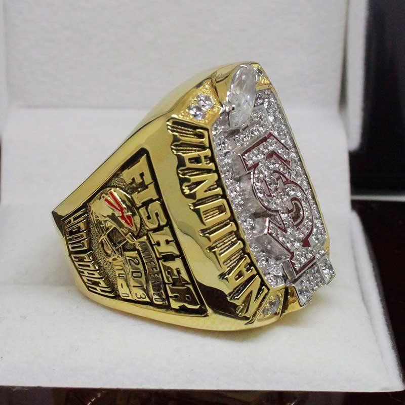 2013 Florida State Seminoles National Championship Ring