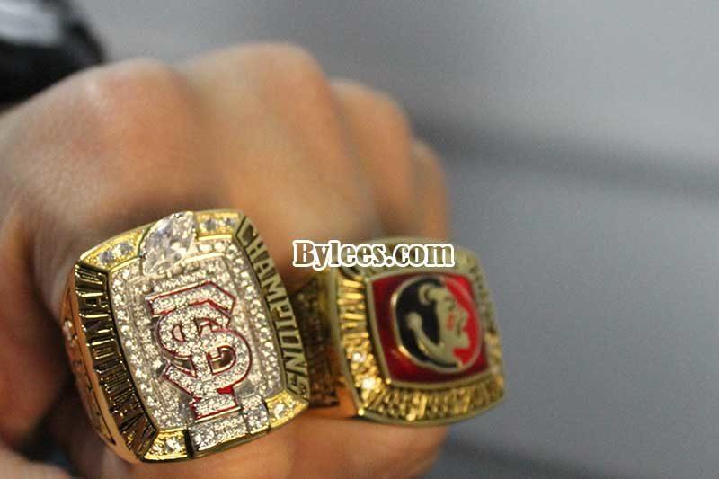2013 FSU Florida State Seminoles National Championship Ring