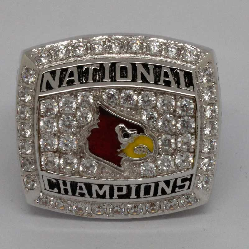 2013 Louisville Cardinals Championship Ring