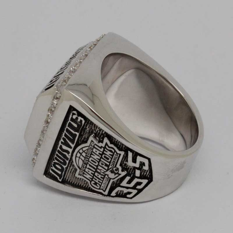 2013 Louisville Cardinals Ring