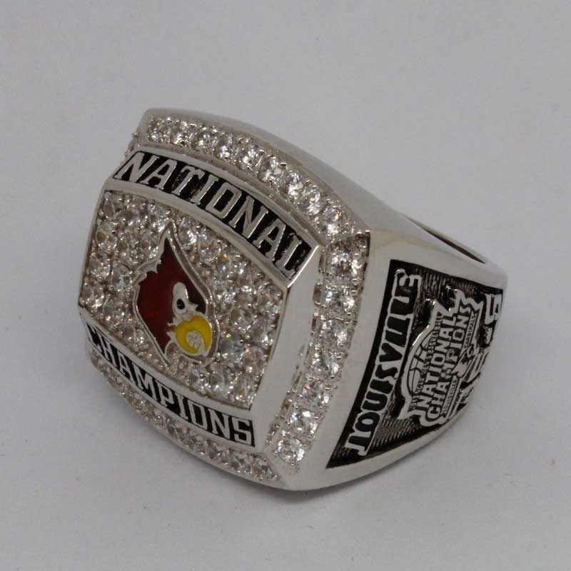 2013 Louisville National Championship Ring