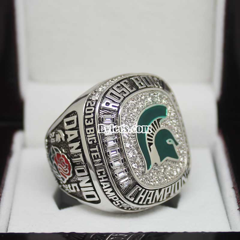 2013 michigan state spartans rose bowl and big ten
