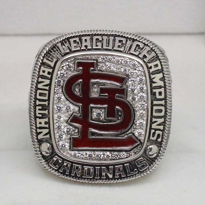 2013 cardinals replica ring