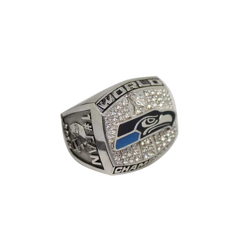 2013 Super Bowl Fan Championship Ring