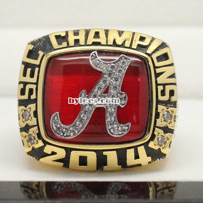 Crimson Tide 2014 SEC Fan Championship Ring