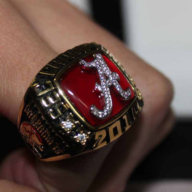 2014 Alabama Crimson Tide Fan Championship Ring