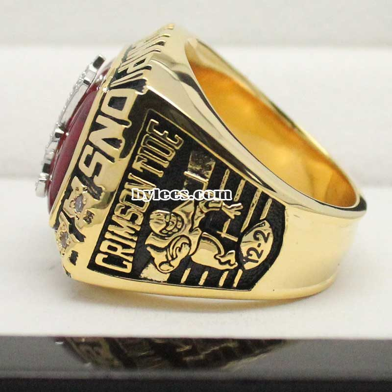 2014 Bama Crimson Tide SEC Fan Championship Ring