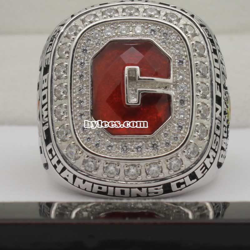 2014 Orange Bowl Championship Ring