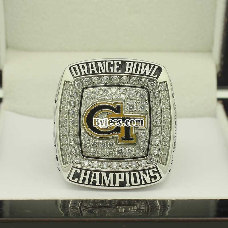 2014 Georgia Tech Orange Bowl Championship Ring