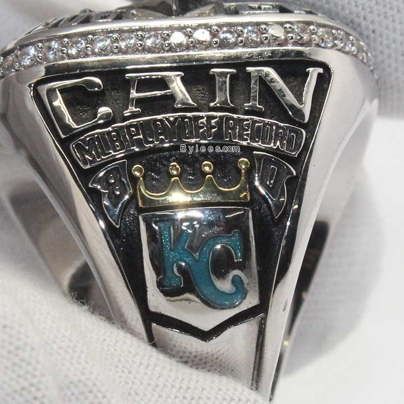 2014 al championship ring (vertical view 2)