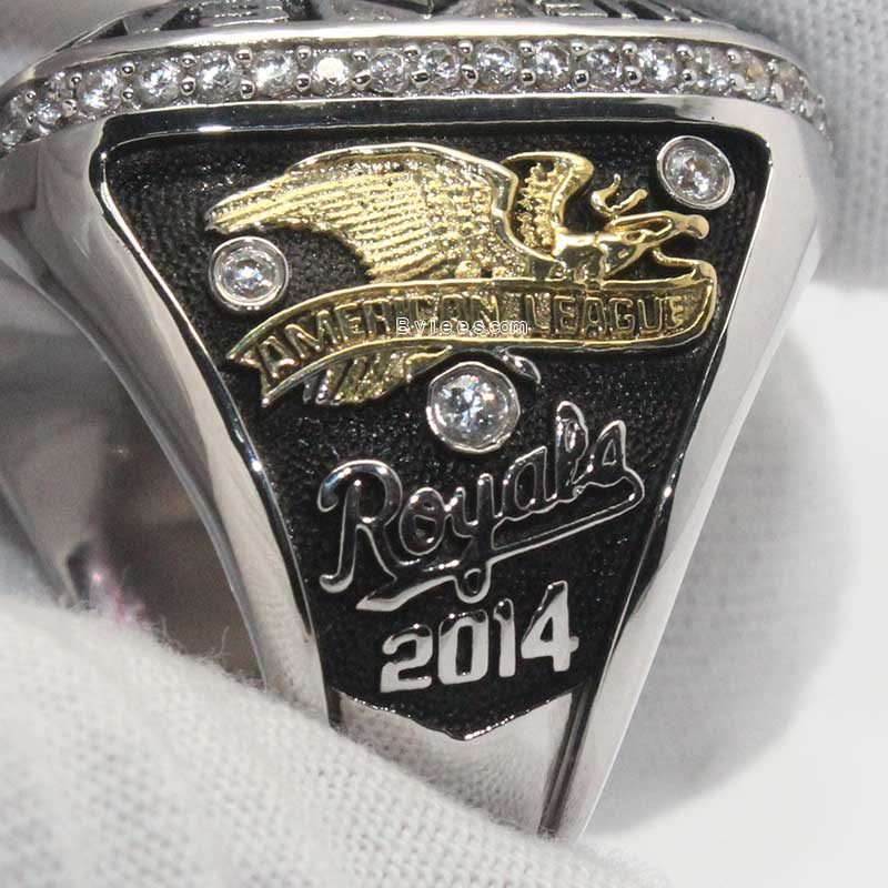 2014 al championship ring (vertical view)