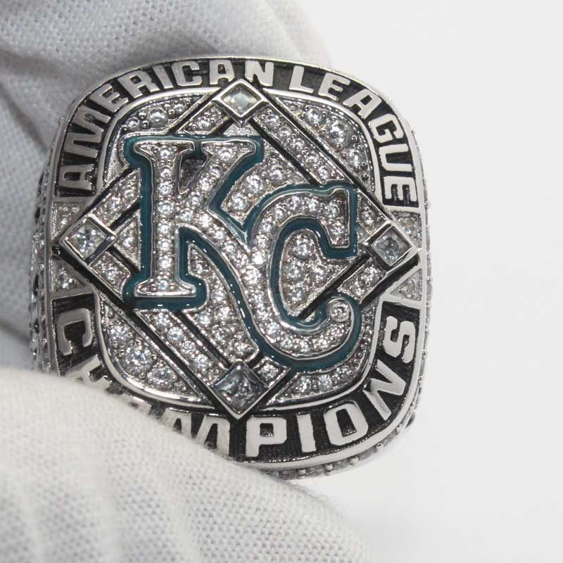 2014 al championship ring (over view 1)