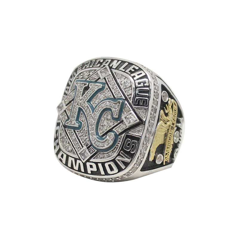 2014 al championship ring (over view)