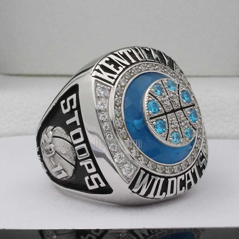 2014 Kentucky Wildcats Basketball Championship Ring