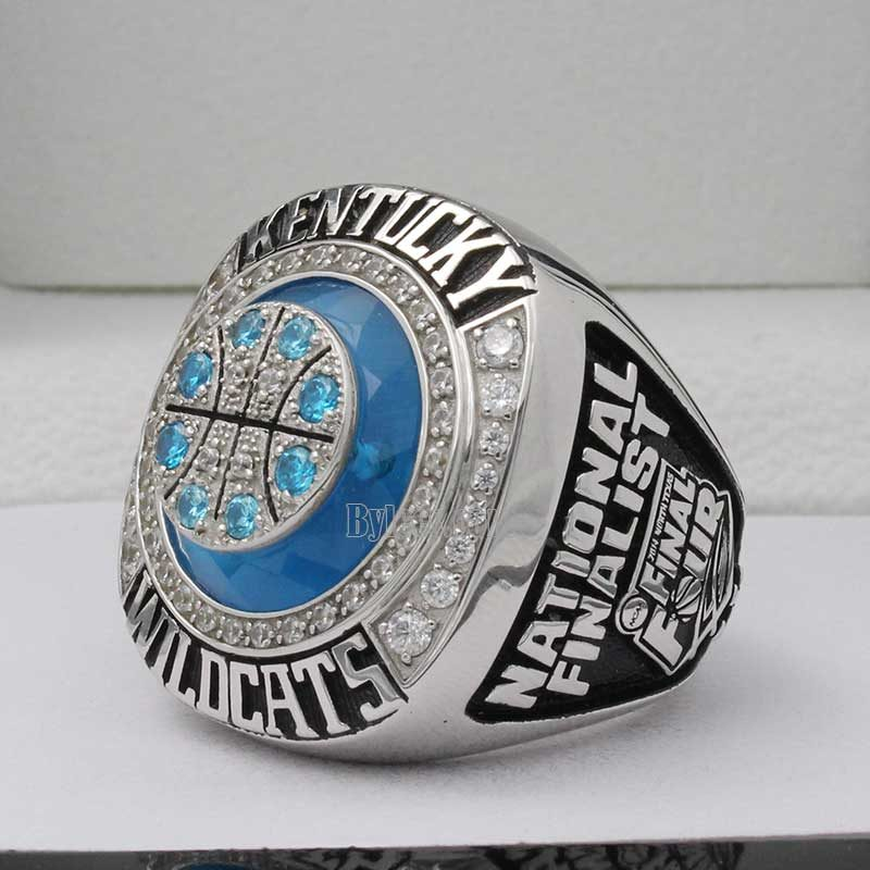Kentucky 2014 Basketball Final Four Championship Ring
