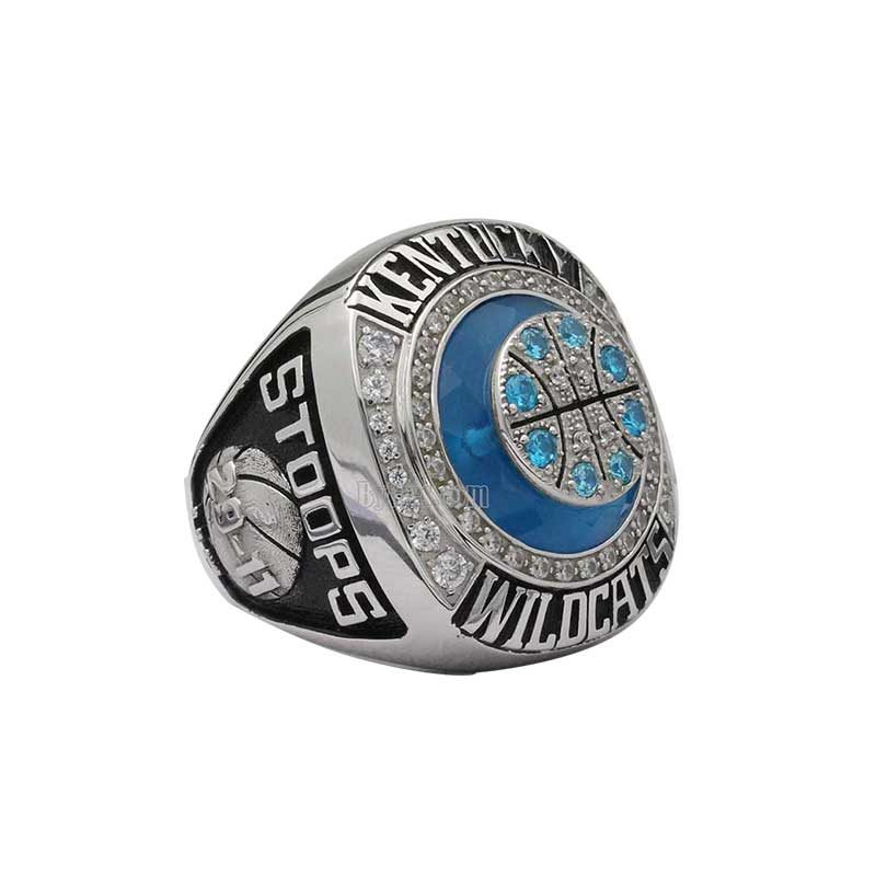 2014 Kentucky Wildcats Basketball Final Four Championship Ring