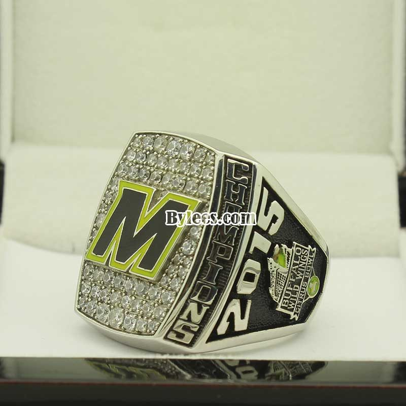2014 Missouri Tigers SEC Eastern Championship Ring