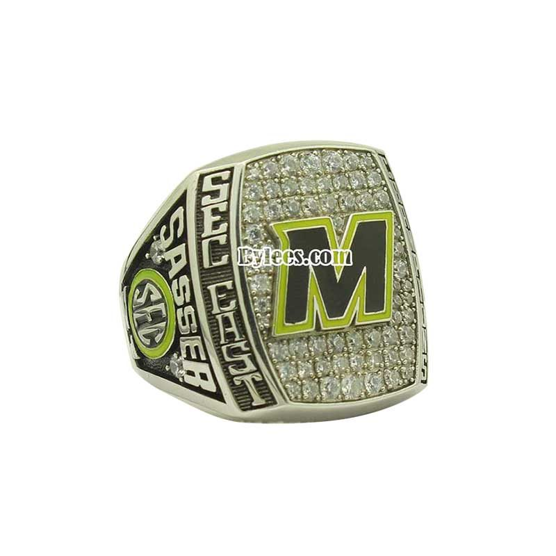 2014 Missouri SEC Eastern Championship Ring