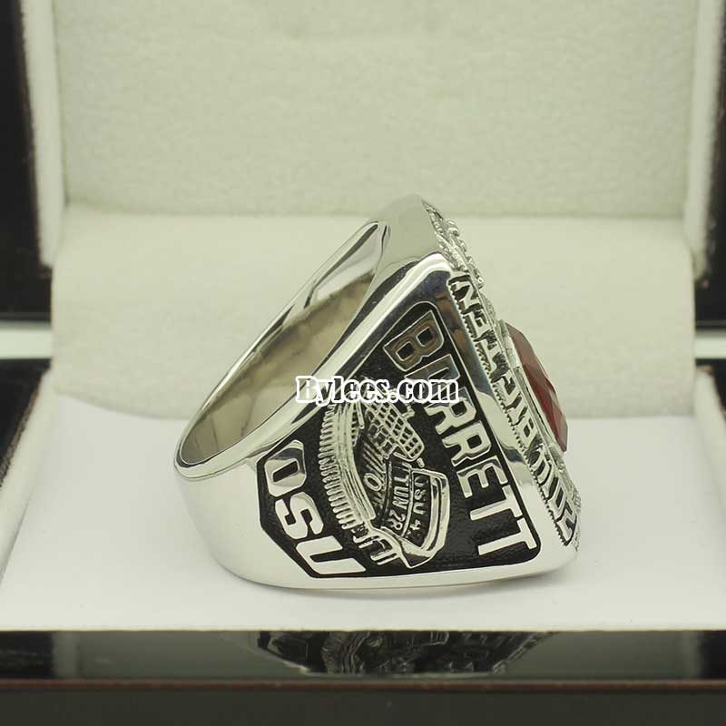 2014 OSU Buckeyes Big Ten Championship Ring