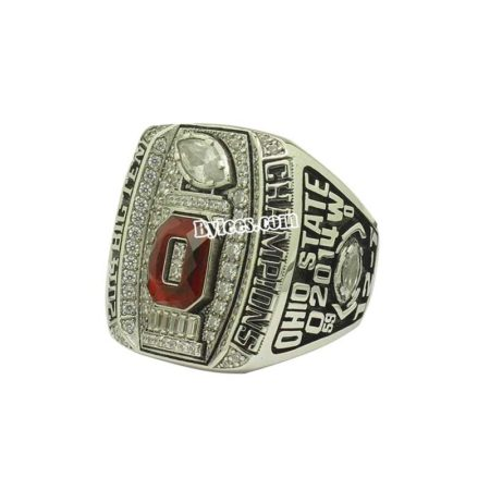 OSU 2014 Big Ten championship ring