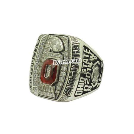 OSU 2014 Big Ten championship ring