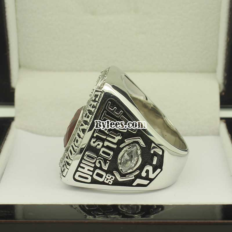 2014 OU Big Ten Championship Ring