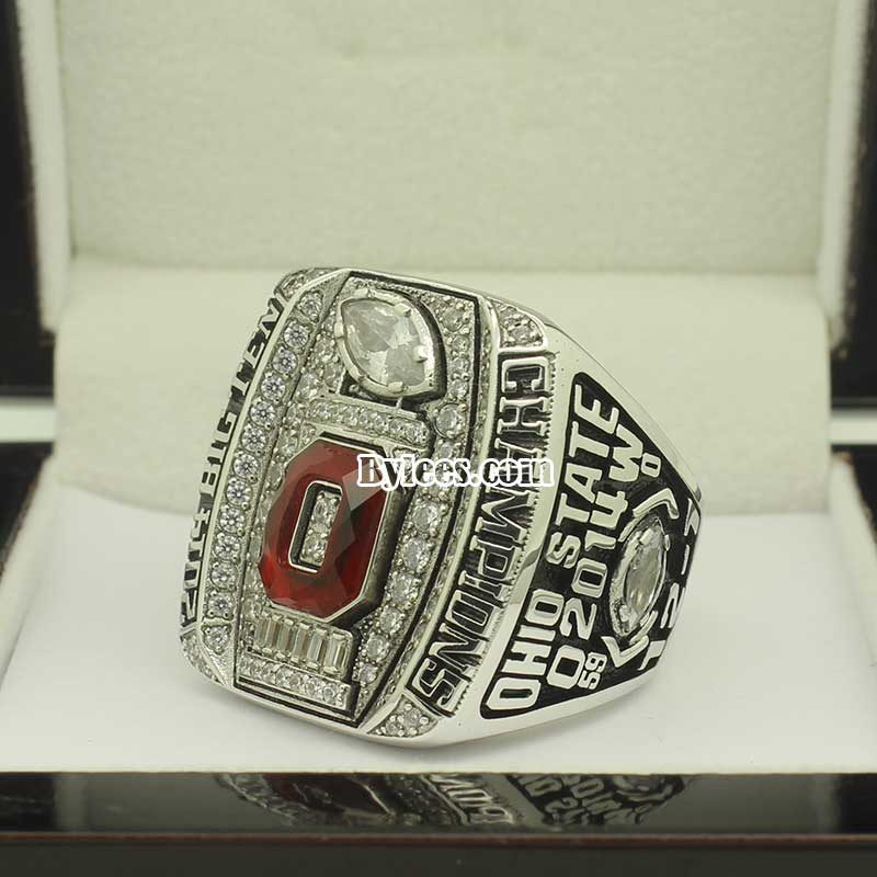 2014 Ohio State Big Ten Championship Ring