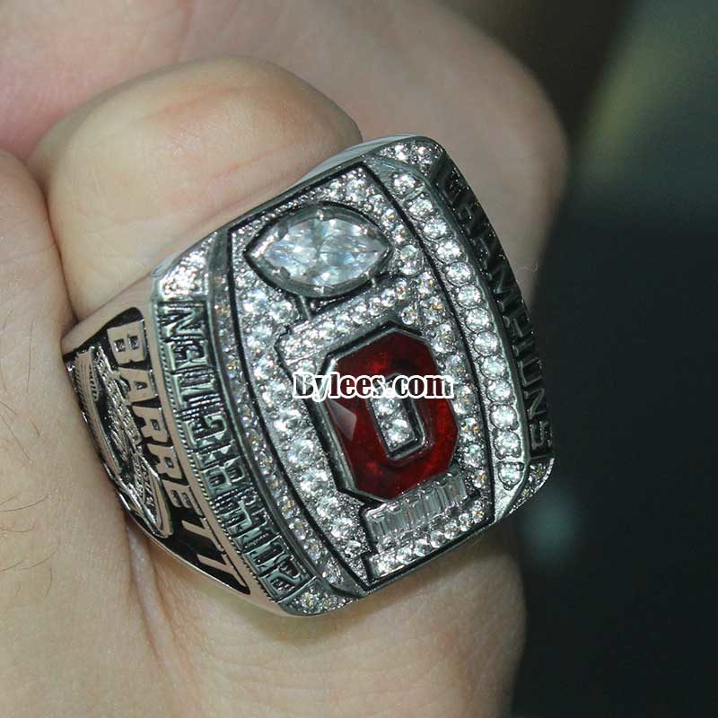 2014 OSU Ohio State Buckeyes Big Ten Championship Ring