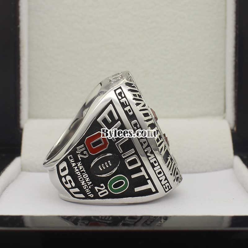OSU 2014 National Championship Ring