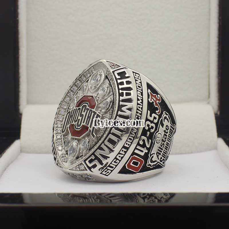 Ohio State 2014 National Championship Ring