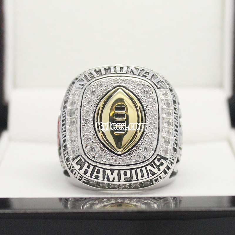 1st College Football Playoff National Championship Ring own by Ohio State