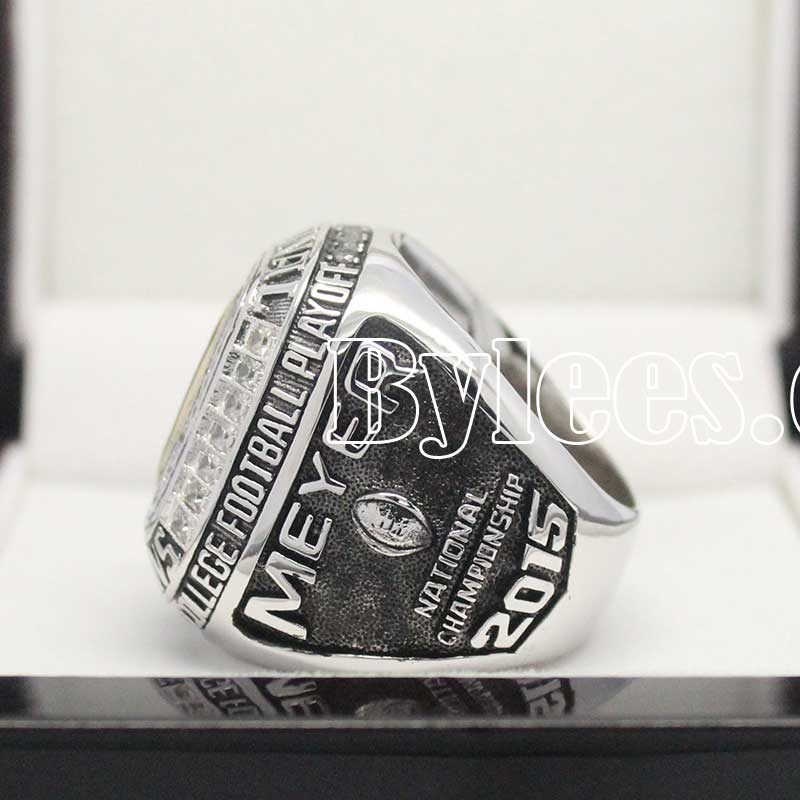 2014 OSU Ohio State Buckeyes CFP National Championship Ring