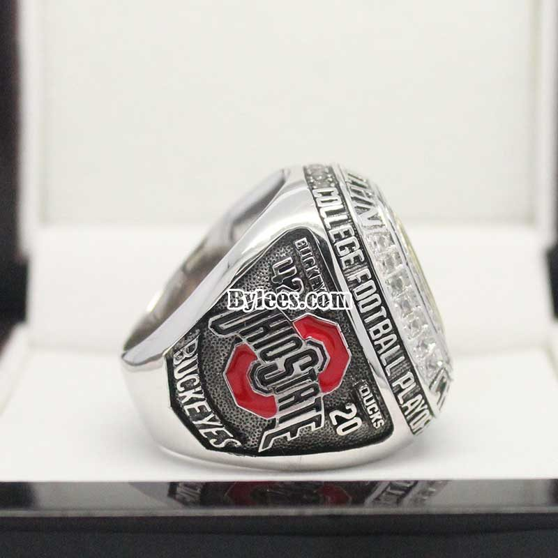 2014 ohio state national championship ring