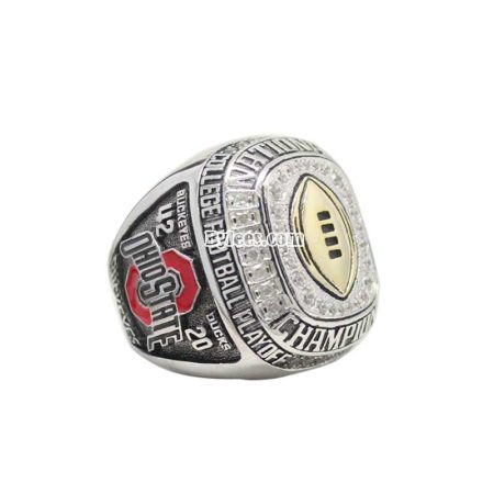 Ohio State Buckeyes CFP National Championship Ring 2014