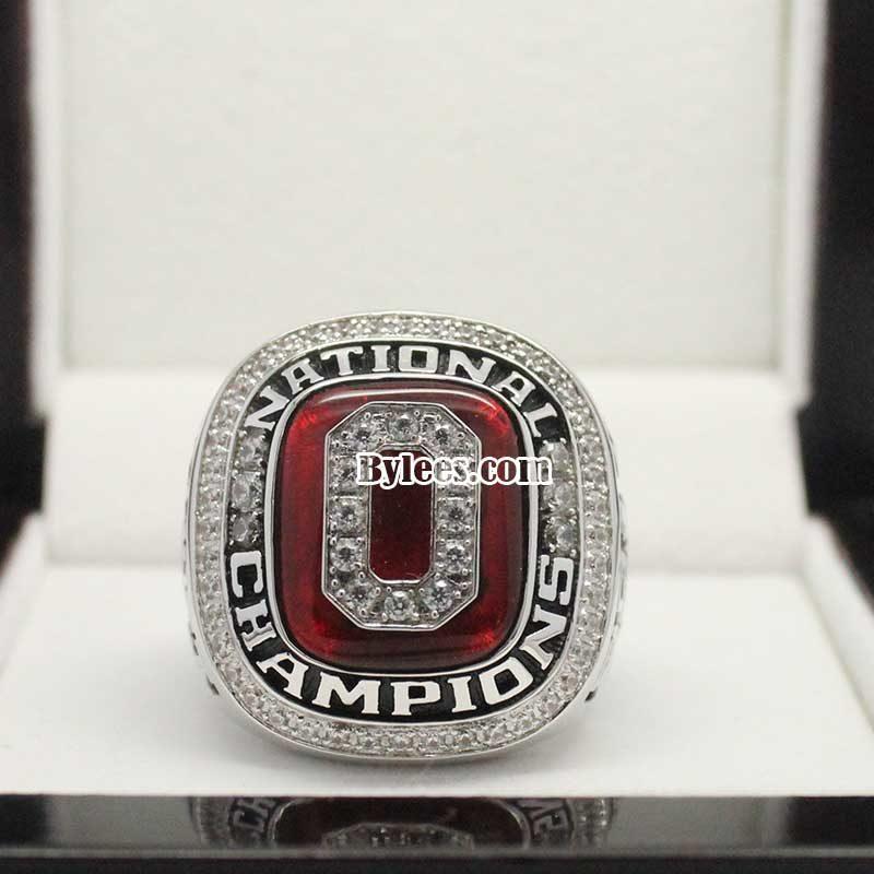 2014 OU Football Fan Championship Ring